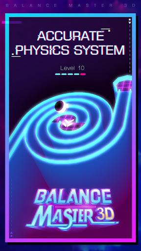 Balance Master 3D  captures d'écran 1
