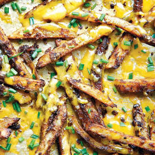 Chili Cheese Fries.