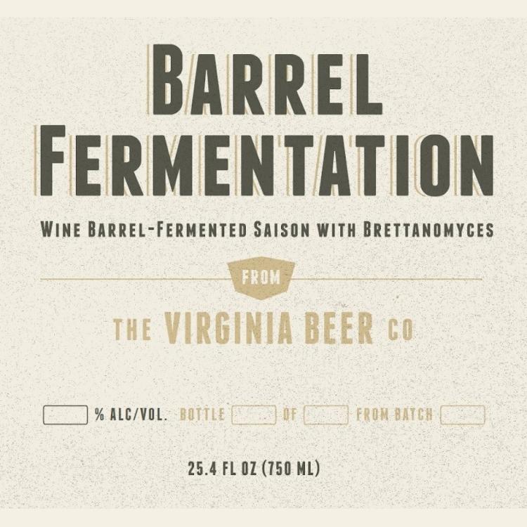 Logo of Virginia Beer Co. Saison Tournante - Barrel Fermentation II
