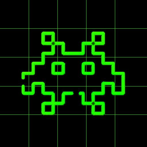 Space Invaderz Retro Evo