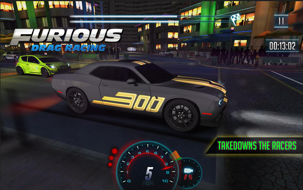 Furious 8 Drag Racing - Android Apps on Google Play