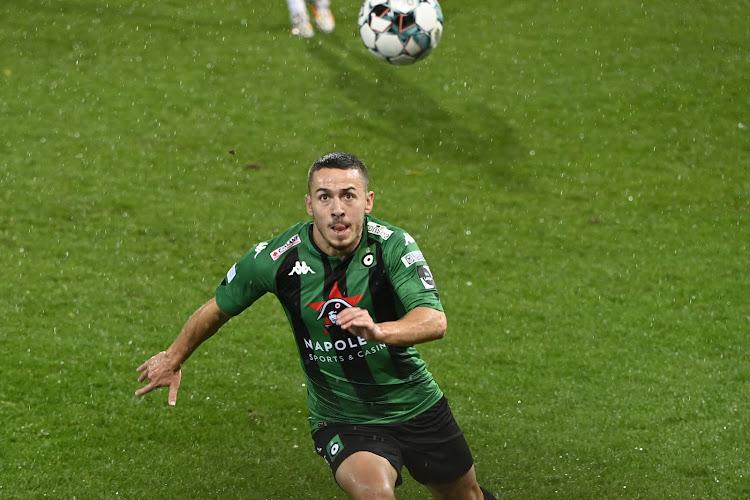 Toujours pas de Kylian Hazard contre Mouscron