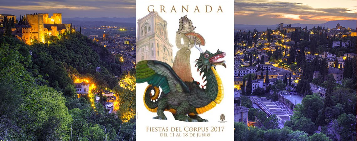 CORPUS GRANADA 2017