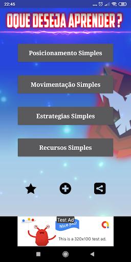 Mestre em 15 dias - FF (DICAS) 2.7 screenshots 3