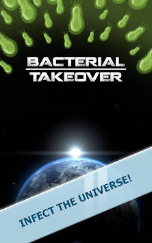 Bacterial Takeover - Idle Clicker