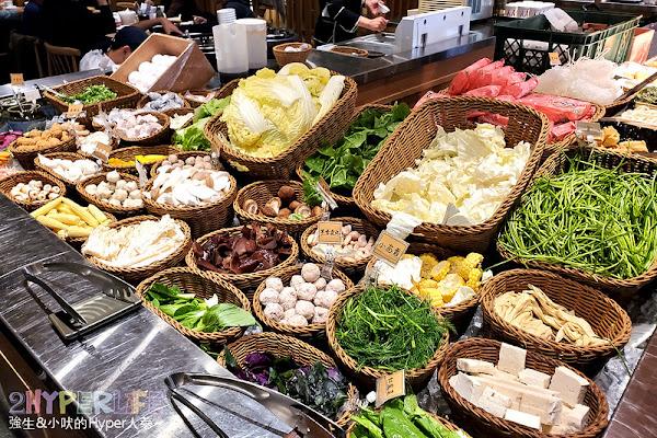 牛比蔥壽喜燒 | 北屯崇德商圈吃到飽火鍋,蔬菜自助吧吃到爽,肉品選擇多,下午不休息哦,還有Meiji冰淇淋哦!