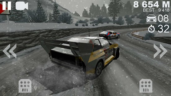 Rally Racer Unlocked Android apk
