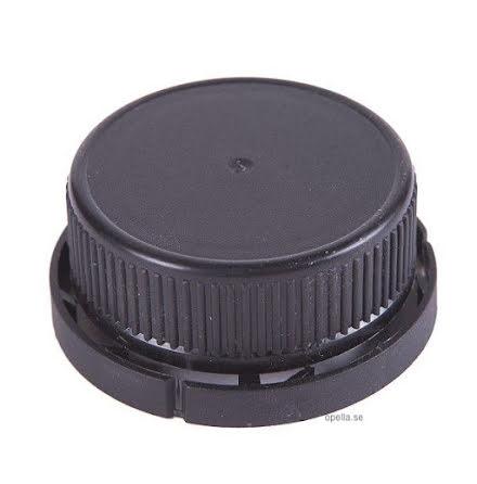 Kapsyl - svart, 40 mm
