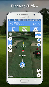 GOLFLER Rangefinder & Golf GPS screenshot 4