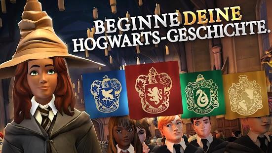 Harry Potter: Hogwarts Mystery Screenshot