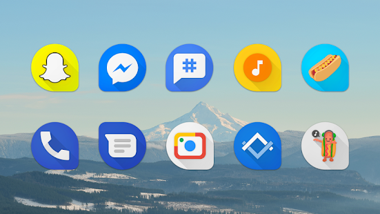 Pixeldrop - Icon Pack Screenshot