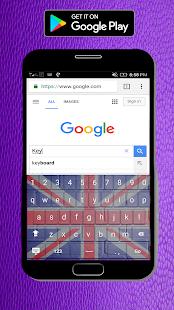 [Union Jack Flag Keyboard 2018] Screenshot 3