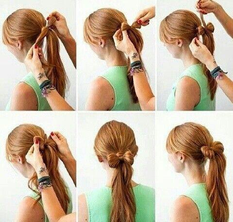Peinados faciles paso a paso