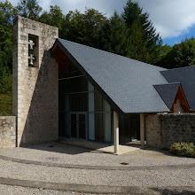 Photo: The new chapel atMonastere de Jassoneix