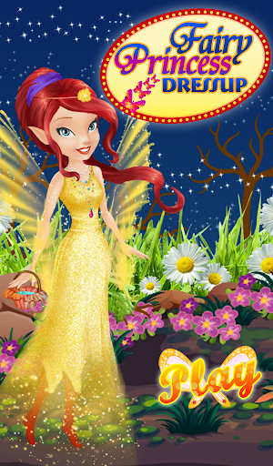 Fairy Princess Dressup Makeup