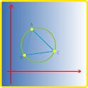 Solving coordinates