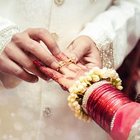 Farrukh Saleem Photography by Farrukh Saleem - Wedding Ceremony ( ring, pakistan, wedding photography, female, wedding, karachi, bangles, bride and groom, wedding photographer, bride, photography, engagement )