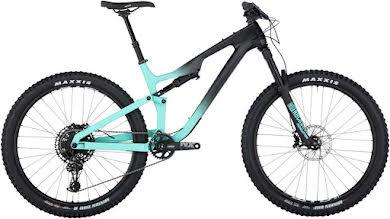"Salsa Rustler Carbon NX Eagle Bike - 27.5"", Carbon"