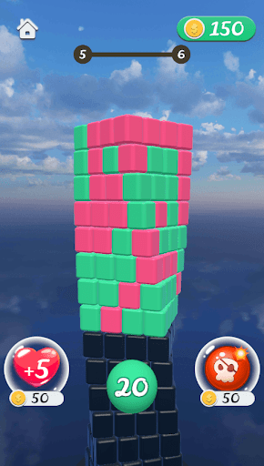 Knock Tower - Free Fun Cool games apklade screenshots 2