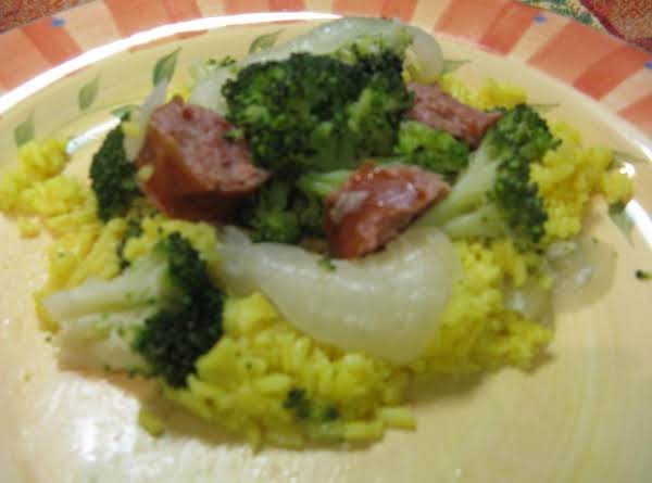 Andouille Sausage Skillet Meal Recipe