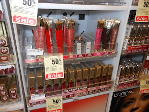 Photo: The 8 hour Infallible Gloss caught my eye in Blush.