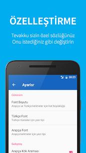 Arapça Türkçe Sözlük
