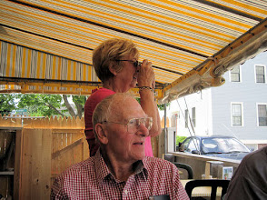 Photo: Lunch at Geno's Chowder and Sandwich Shope in Portsmouth near the Maine-NH border