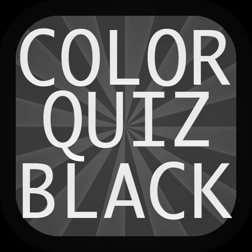 Color Quiz Black 益智 App LOGO-硬是要APP