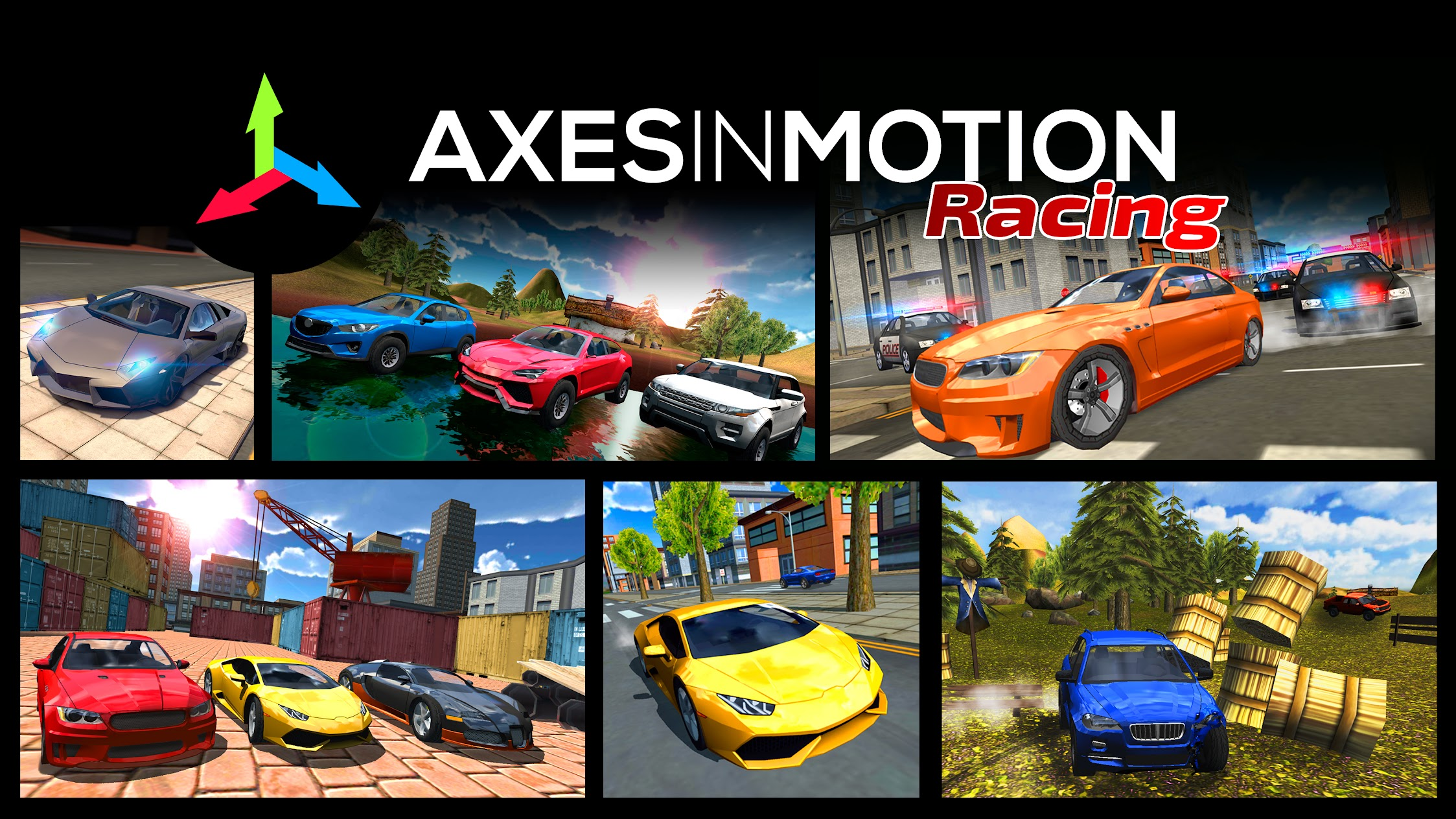 AxesInMotion Racing