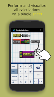 Easy Scientific Calculator - náhled