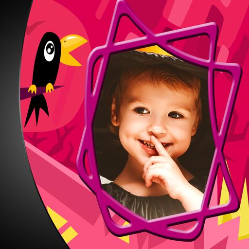 Halloween Kids Photo Frames