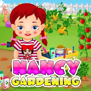 Apk game  Nancy Dream Gardening Story   free download