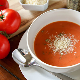 Slow Cooker Tomato Soup