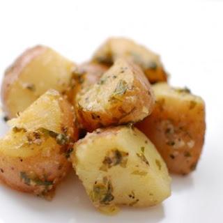 Parsley Potatoes.