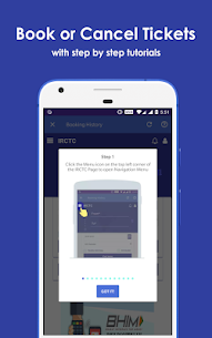 Mobile IRCTC Ticket Booking Live Train Status NTES App Latest Version Download For Android 3