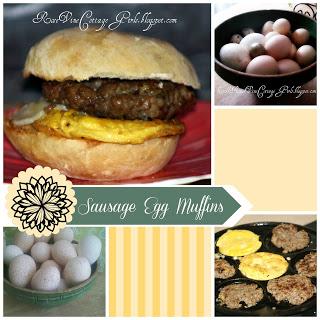 Sausage & Egg Muffins