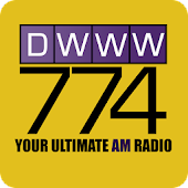 DWWW 774 Ultimate AM Radio