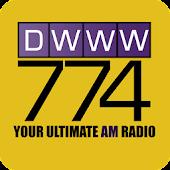 DWWW 774 Ultimate AM Radio