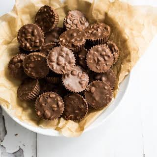 3-Ingredient Chocolate Hazelnut Candy.