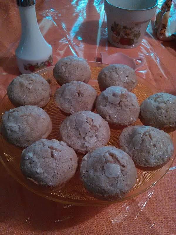 Sugar-crusted Sultana & Spice Oatmeal Muffins