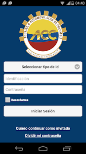 Automóvil Club de Colombia- screenshot thumbnail