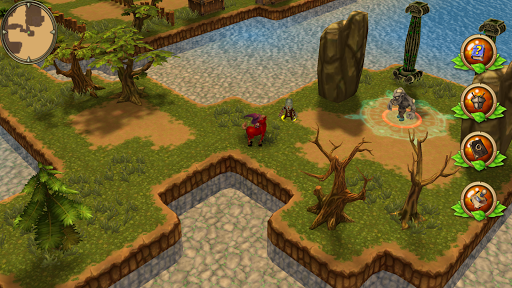 Screenshot for Kings Hero 2: Turn Based RPG in United States Play Store