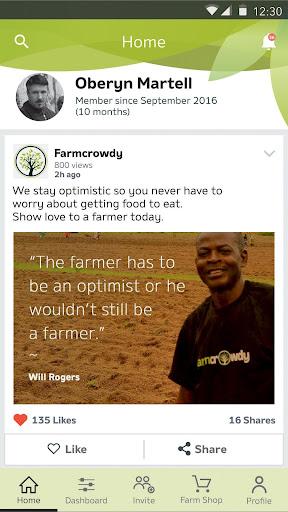 Farmcrowdy for PC