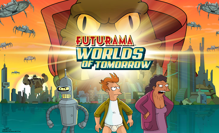 Futurama: Worlds of Tomorrow v1.3.5 (Mod)
