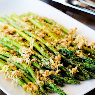 Dijon Roasted Asparagus