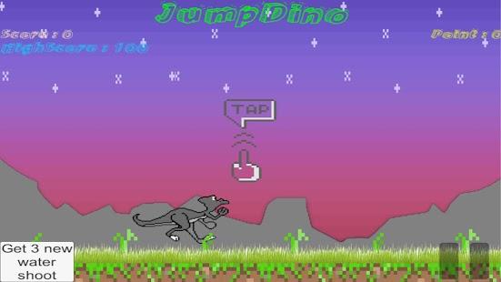 JumpDino - náhled