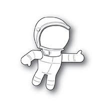Memory Box Die - Astro Suit