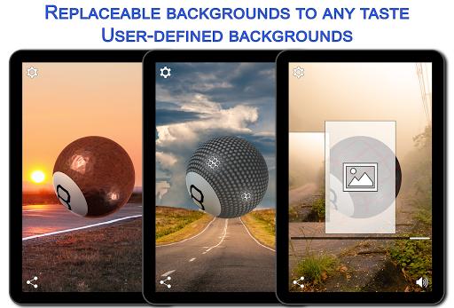 Magic 8 Ball 3D Free 1.0.615 screenshots 10