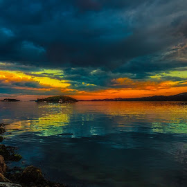 by Kai Brun - Landscapes Sunsets & Sunrises