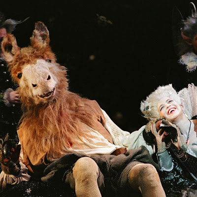 Magic & high standards: Midsummer at Glyndebourne